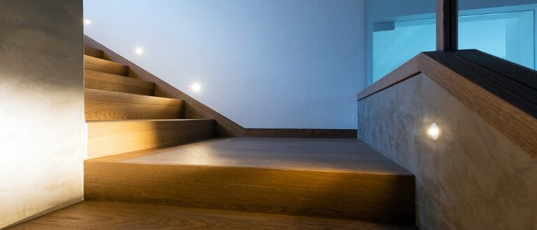 escalier-eclairage