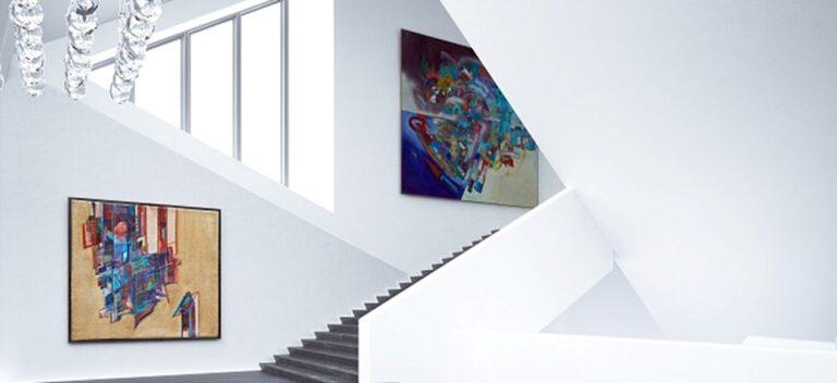 oeuvre-art-escalier
